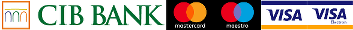 CIB Bank, mastercard, visa, mastercard securecode, verified by visa